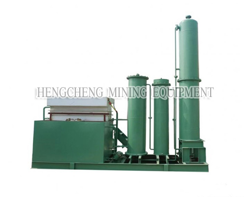 Desorption Electrolytic Equipment