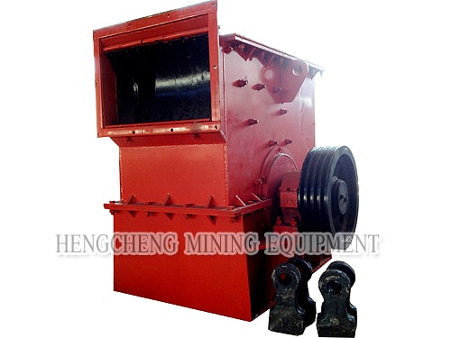 PWC High Efficiency Hammer Crusher