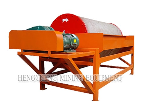 Wet Type Magnetic Separator